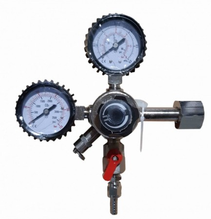 Fatpakke med standard regulator
